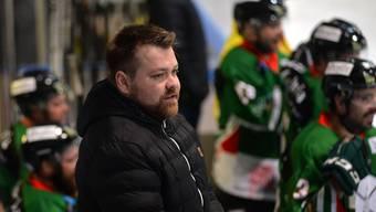 Rolf Hildebrand ist seit der Saison 2012/13 Trainer des SC Altstadt Olten.