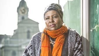 Somalierin Aicha Ali engagiert sich in der Schweiz.