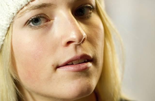 Mags am Liebsten ganz natürlich: Skistar Lara Gut (Archiv)