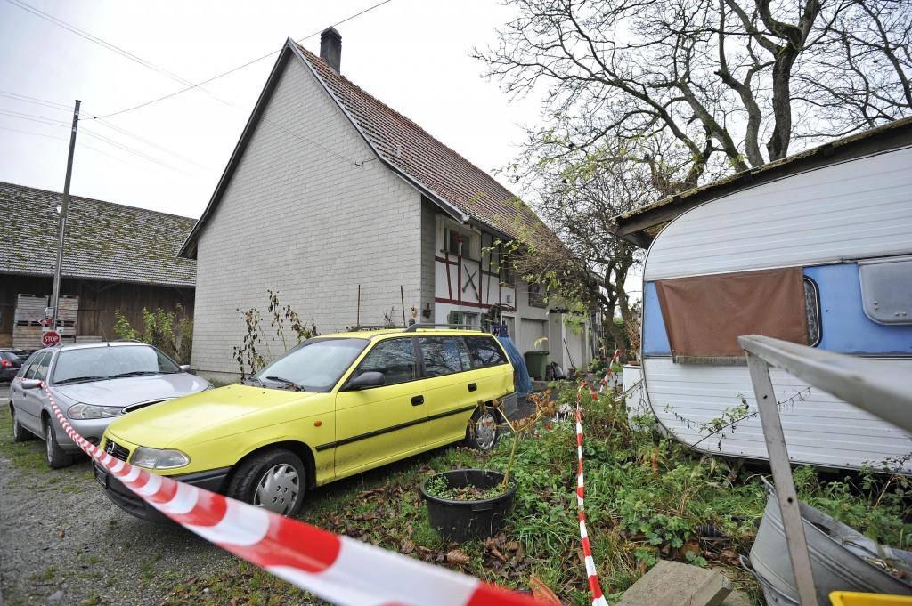 Kümmertshausen - Hier wohnte das Opfer