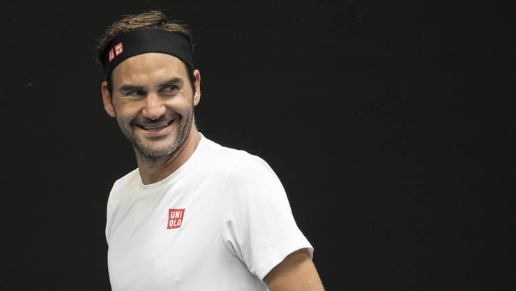 Von ihm träumt das Berliner Einladungsturnier: Roger Federer.