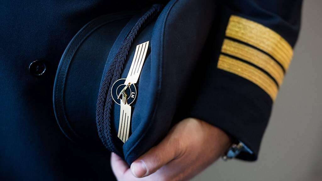 Lufthansa einig mit Piloten - keine Kündigungen bis Ende März 2022