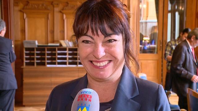 Komplettes Interview mit Ständerätin Savary