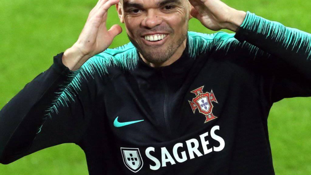 Der portugiesische Internationale Pepe kehrt nach gut zehn Jahren im Ausland in die Heimat zurück