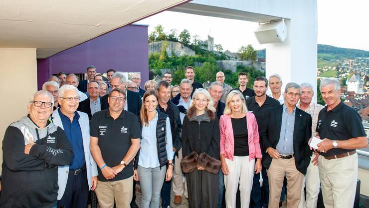 Der STV Baden hat mit dem traditionellen Sponsoren-Event die neue NLB-Saison eingeläutet.