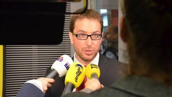 Wegen Differenzen innerhalb der Partei: Daniel Frei tritt zurück (Archiv).