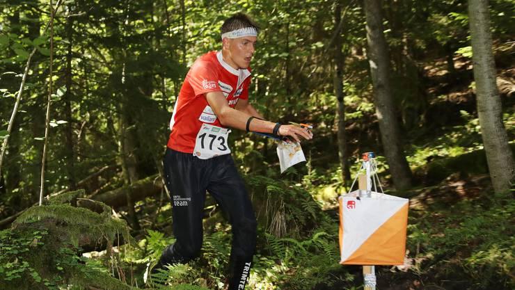 In dieser Saison steht für Matthias Kyburz die neu getrennt durchgeführte «Wald-WM» mit Lang- und Mitteldistanz im Vordergrund.