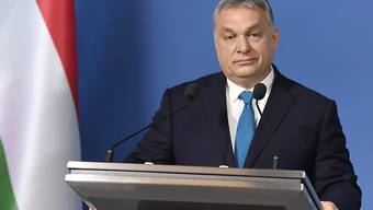 Der ungarische Premierminister Viktor Orban sicherte dem päpstlichen Nuntius in Damaskus eine befristete Unterstützung für drei Spitäler in Syrien zu. (Archivbild)
