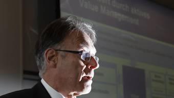Hans Hatz, früherer Churer Stadtrat und Bankpräsident der Graubündner Kantonalbank, soll das Bündner Kunstmuseum wieder in ruhigere Zeiten führen.