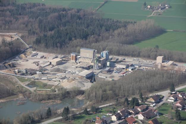 Kieswerk Gunzgen