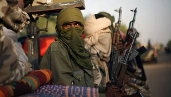 Rebellen der Tuareg in Nordmali (Archiv)