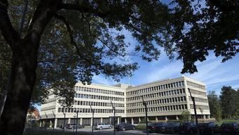Sicht auf das VBS-Gebäude in Bern, wo sich auch der NDB befindent (Archiv)
