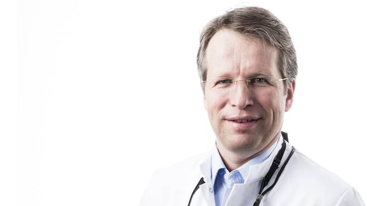 Carsten H. Meyer ist seit 2011 als Chefarzt Augenheilkunde bei den Pallas Kliniken tätig.
