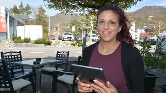 Helene Amrein entwickelte ihre Plattform während eines Forschungsaufenthalts an der Pädagogischen Hochschule in Bern.