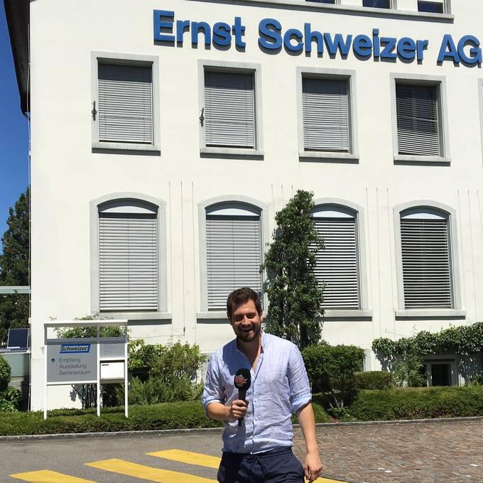 Hedingen steht zu 100% hinter der Ernst Schweizer AG