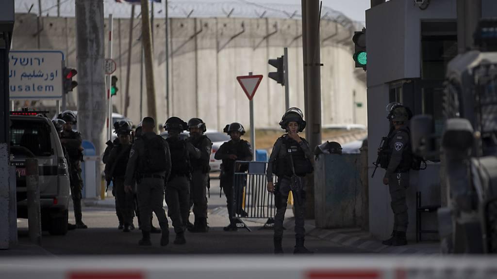 Flaggenmarsch in Jerusalem setzt neue Regierung unter Druck