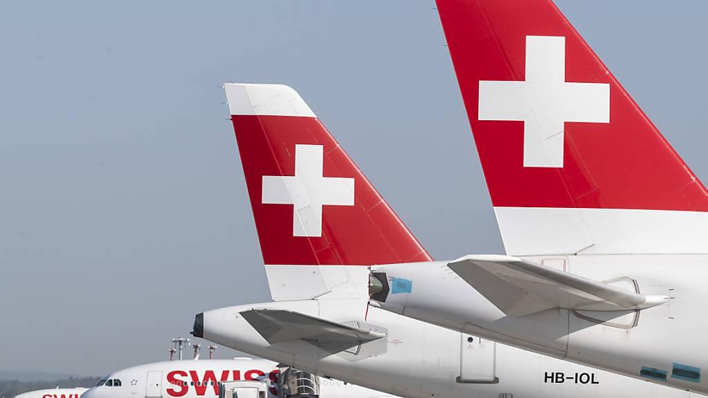 Swiss will weitere 780 Vollzeitstellen streichen. (Archiv)