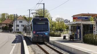 Es dauert noch mindestens zehn Jahre bis auf der Strecke Flumenthal-Solothurn der Viertelstundentakt eingeführt wird.