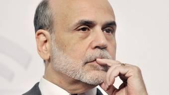 Notenbank-Chef Ben Bernanke (Archiv)