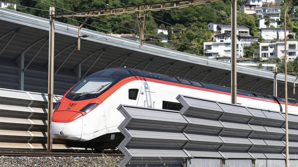 Fahrleitungsstörung zwischen Zürich und Zug behoben
