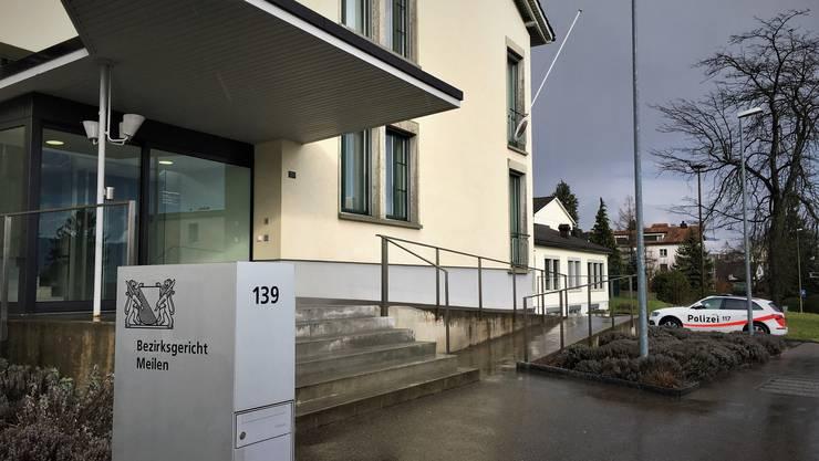 Das Meilemer Gericht verurteilte Gregor Biffiger wegen versuchter Nötigung und sprach ihn vom Vorwurf der Verleumdung und der üblen Nachrede frei.