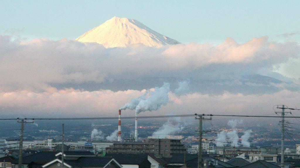 Als Folge der Coronavirus-Pandemie ist Japans Exportindustrie weiterhin stark rückläufig. (Symbolbild)