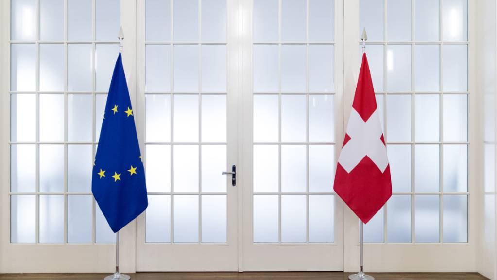 Die angespannten Beziehungen zur EU nicht weiter belasten: Das Parlament empfiehlt die SVP-Begrenzungsinitiative, welche das Ende der Personenfreizügigkeit fordert, zur Ablehnung. (Themenbild)