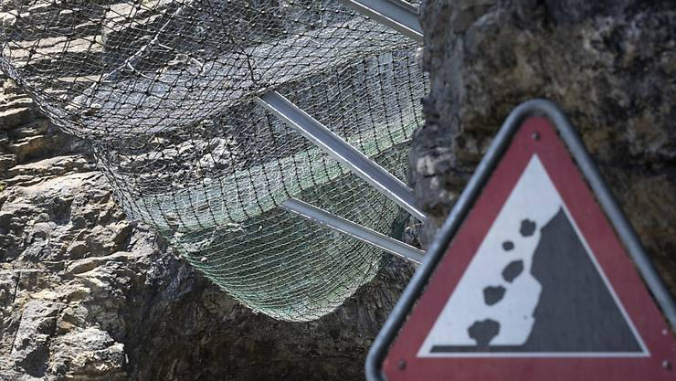 Rund 1,2 Millionen Menschen leben in der Schweiz in Gefahrengebieten. (Archivbild)