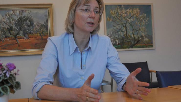 Die Leitende Ärztin Heike Gudat fordert kostendeckende Tagespauschalen für Palliativkliniken.
