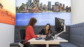 Reisebüros profitieren von der angespannten Sicherheitslage: Die Kunden kommen vermehrt zu ihnen, um sich über die Risiken informieren zu lassen. (Themenbild)