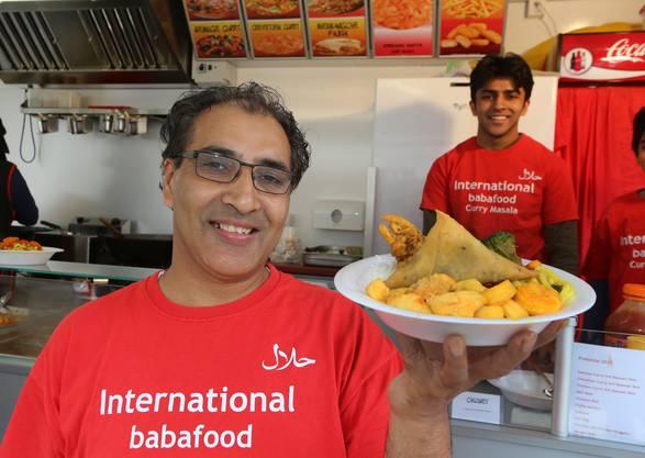 «Um den Geschmack verschiedenster Kunden zu treffen, haben wir unser Essensangebot auf verschiedenste Länder ausgebaut.»