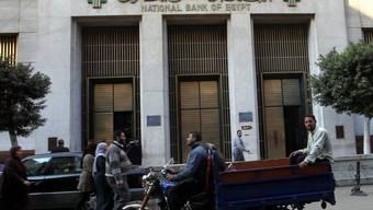 Hoffnung für die ägyptische Nationalbank (Archiv)