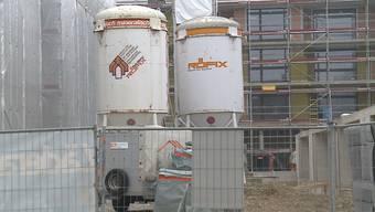 Mehrere 1000 Liter Heizöl ab Baustelle entwendet - die Polizei sucht Zeugen