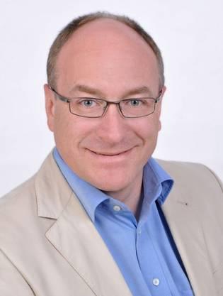 Reto Wolf Vorsitzender Region Leimental Plus, Gemeindepräsident Therwil