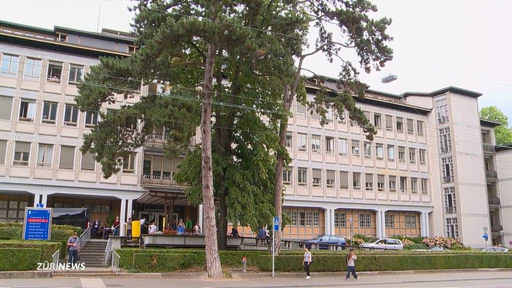 Coronavirus: Unispital fordert Lockdown in Zürich