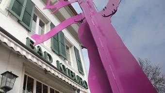 Das Boutique-Hotel Bad Kyburg ist seit Donnerstag geschlossen. Über die Zukunft des Hauses wird nichts mitgeteilt. Auch die eingemietete Brauerei steckt in grossen Schwierigkeiten.