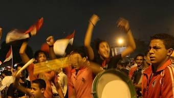 Machtwechsel in Ägypten