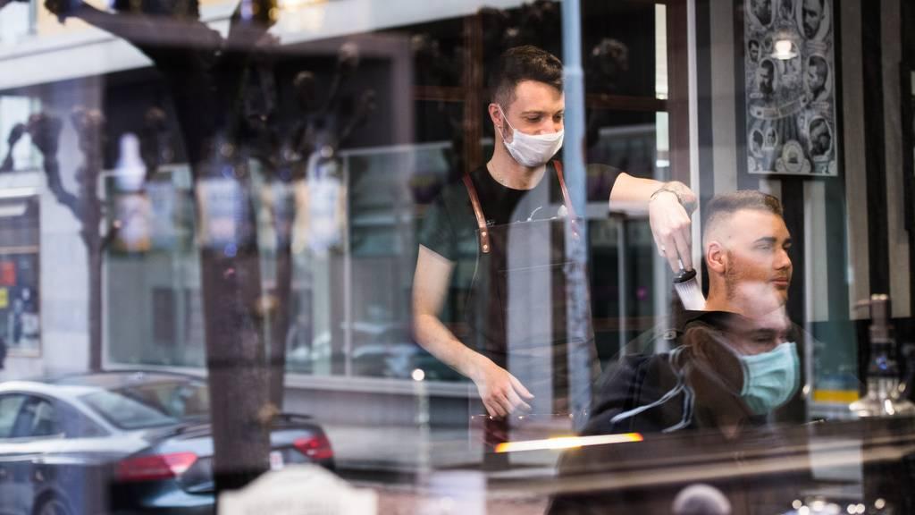 Massage, Kosmetik, Coiffeur: Die Leute wollen jetzt verwöhnt werden
