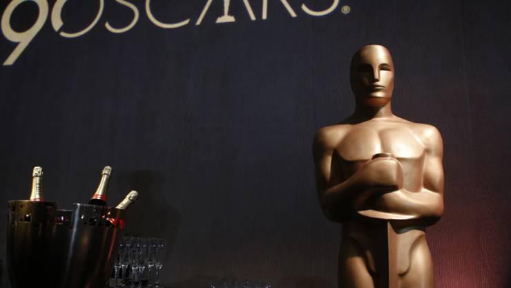Die Oscar-Nominierten haben sich zu einem Mittagessen im Beverly Hilton Hotel getroffen.