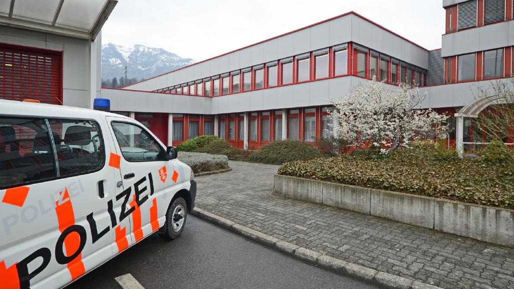 Ausbau des Polizeigebäudes in Sarnen fertig