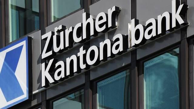 Der Bankräuber wollte eine ZKB-Filiale an der Albisstrasse überfallen.
