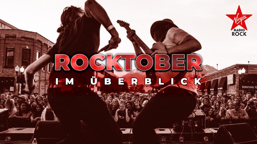 Rocktober - Der Herbst wird noch rockiger