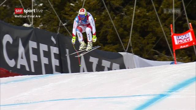 Beat Feuz' Triumph in Are