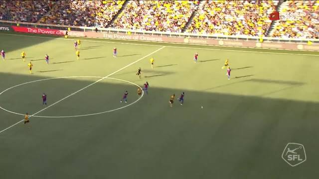 Super League, 2018/19, 7. Runde YB - FC Basel 4:0 Guillaume Hoarau