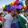"""Rechte Gruppierungen haben am Samstag in Polen eine Veranstaltung zur Wahl des """"Mister Gay Europe"""" gestört. (Symbolbild)"""