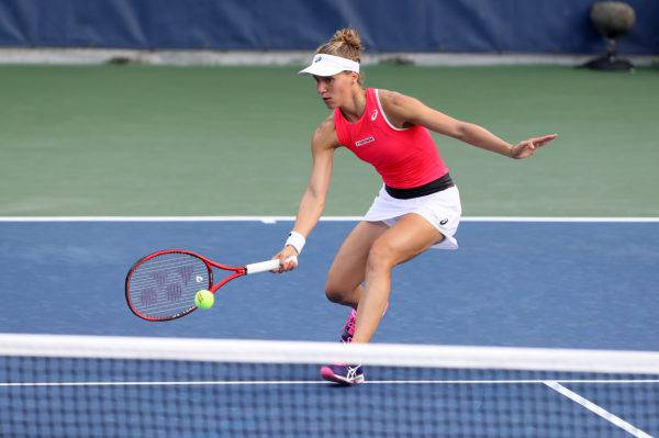 Verpasst den Final-Einzug in Guangzhou: Viktorija Golubic