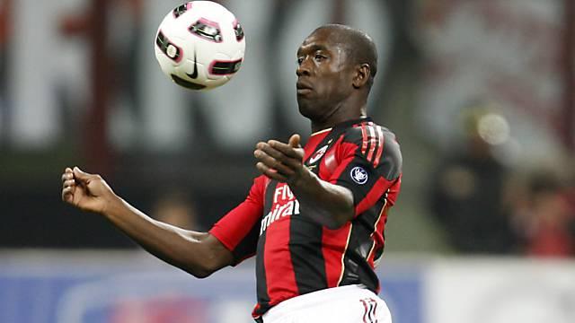 Ein echter Ritter: Milans Clarence Seedorf