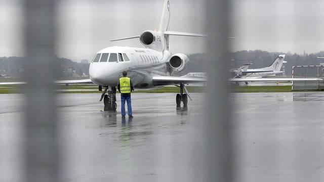 Die Aussichten für den Flughafen Bern-Belp sind besser als der Rückblick aufs 2010