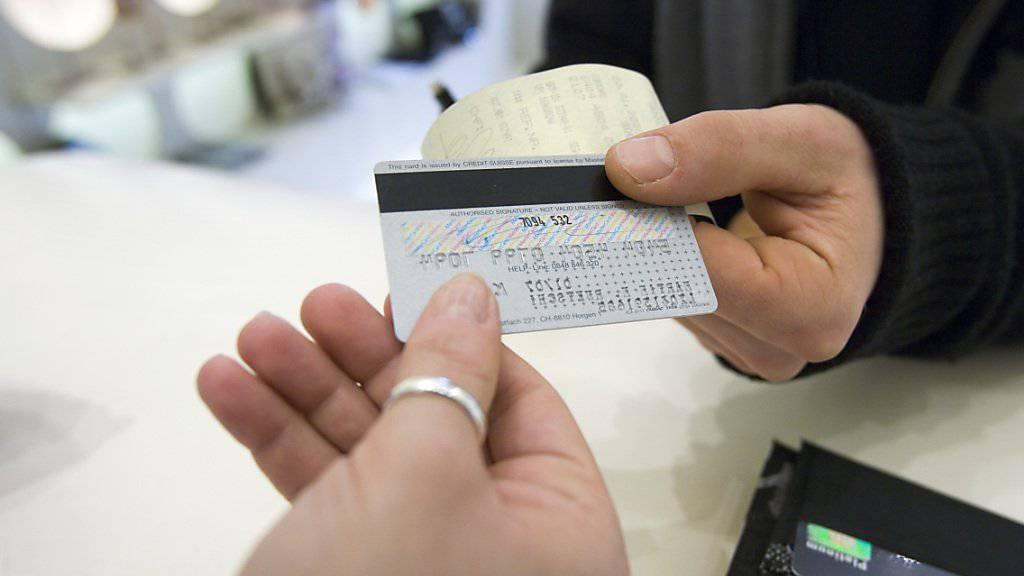 Wettbewerb unter Kreditkartenanbietern nimmt zu