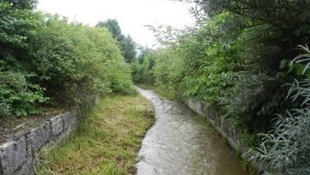Entlang des Sagibachs in Subingen standen diverse Mühlen.